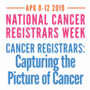 National Cancer Registrars Week 2019